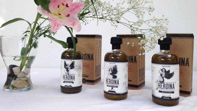 heroina-aceite